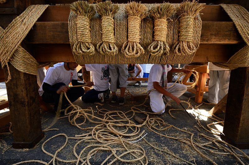 祇園祭2015 後祭・山鉾建て 其の三_f0032011_19392591.jpg