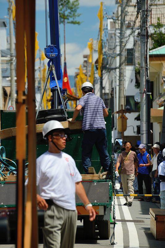 祇園祭2015 後祭・山鉾建て 其の三_f0032011_19393872.jpg