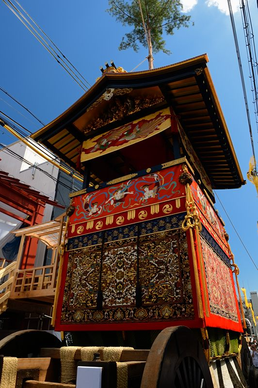 祇園祭2015 後祭・山鉾建て 其の三_f0032011_19394910.jpg