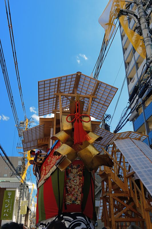 祇園祭2015 後祭・山鉾建て 其の三_f0032011_19411485.jpg