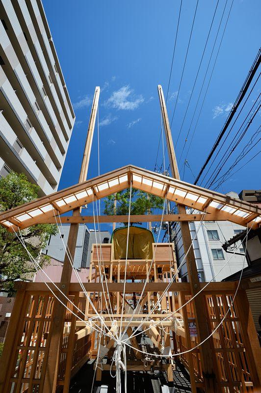 祇園祭2015 後祭・山鉾建て 其の三_f0032011_19434614.jpg