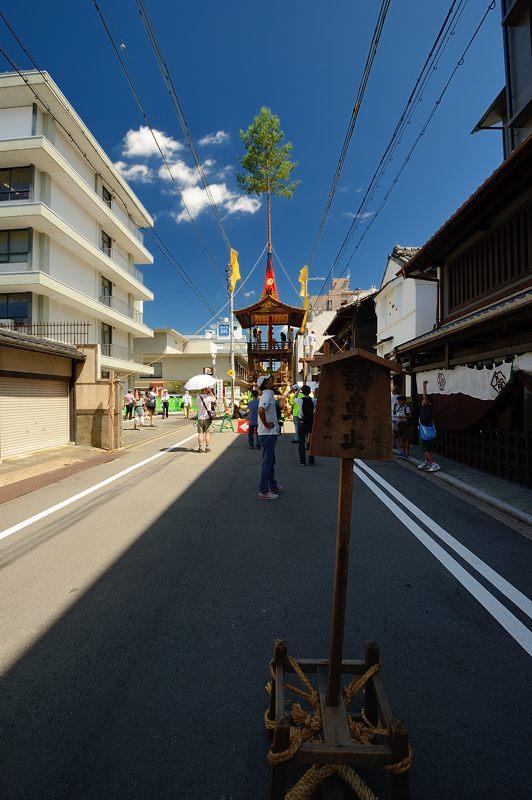 祇園祭2015 後祭・山鉾建て 其の三_f0032011_19435566.jpg