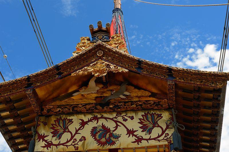 祇園祭2015 後祭・山鉾建て 其の三_f0032011_19441478.jpg
