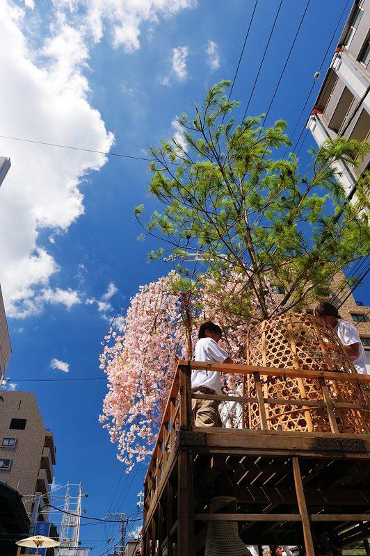 祇園祭2015 後祭・山鉾建て 其の三_f0032011_19442383.jpg