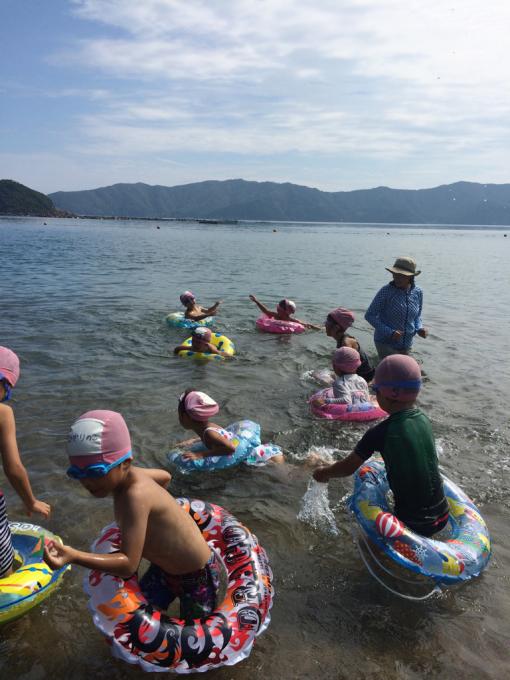 海合宿3日目  海でいっぱい遊んだよ!_b0117125_13472770.jpg