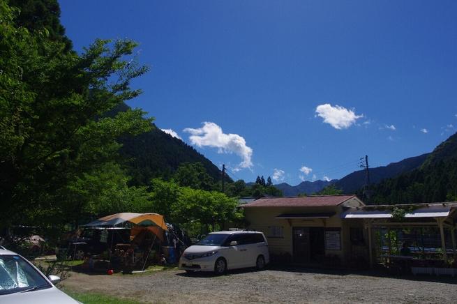 天気予報は雨模様~白の平オートキャンプ場(3日目)_c0113733_031192.jpg