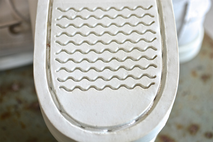 white leather deck shoes dead stock_f0226051_1324012.jpg