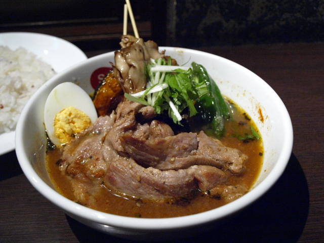 札幌 スープカレーSuage+ その3_d0153062_855377.jpg