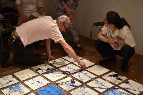 坂内美和子 ╳ 小林 恒夫 展は7/25(土)まで!_c0131063_1855197.jpg