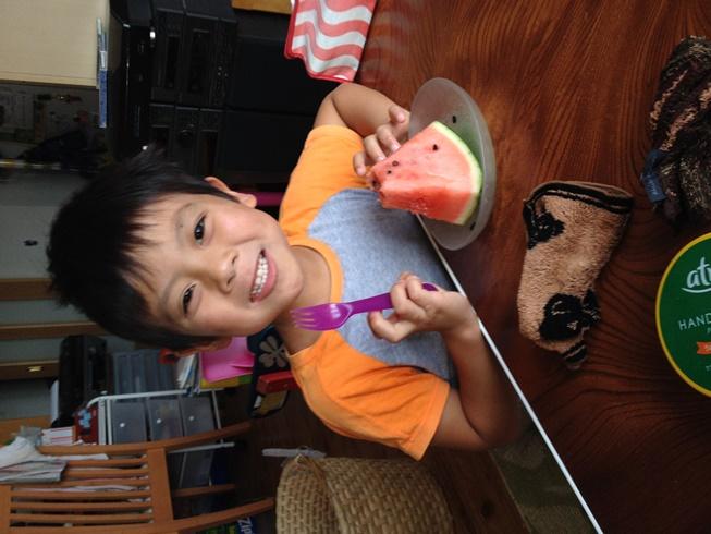 ダイエットをする前に、子供時代の夏休みを思い出してみよう。_f0009169_22107100.jpg