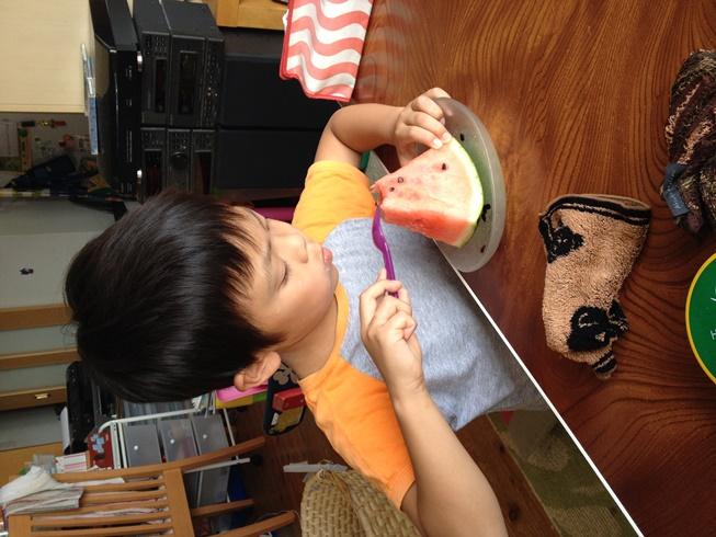 ダイエットをする前に、子供時代の夏休みを思い出してみよう。_f0009169_229528.jpg