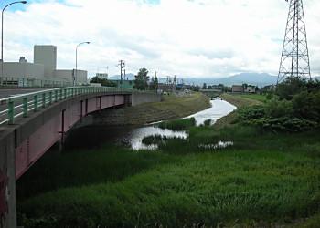 大河の面影・発寒川本流(3)_f0078286_10244712.jpg