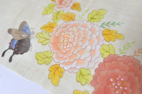 李京玉ポジャギ展の垂れ幕_c0185092_187368.jpg
