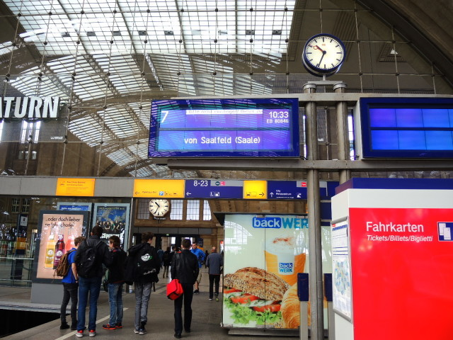 29. ドイツ鉄道のストライキに遭遇し、ライプツィヒのトーマス教会へ_f0100593_19191371.jpg