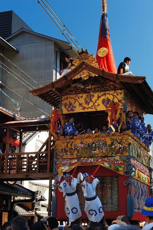 祇園祭2015 後祭・曳き初め_f0032011_19141018.jpg