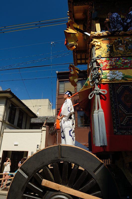 祇園祭2015 後祭・曳き初め_f0032011_19142435.jpg