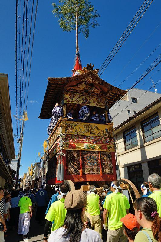 祇園祭2015 後祭・曳き初め_f0032011_19144459.jpg