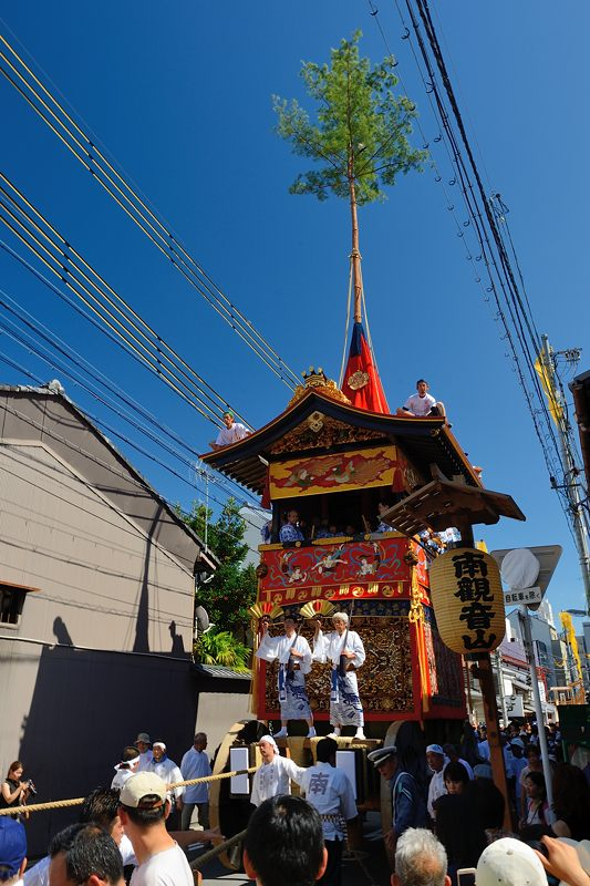 祇園祭2015 後祭・曳き初め_f0032011_19145446.jpg