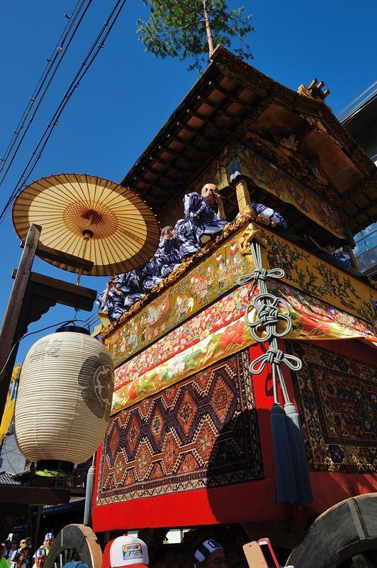 祇園祭2015 後祭・曳き初め_f0032011_19161352.jpg
