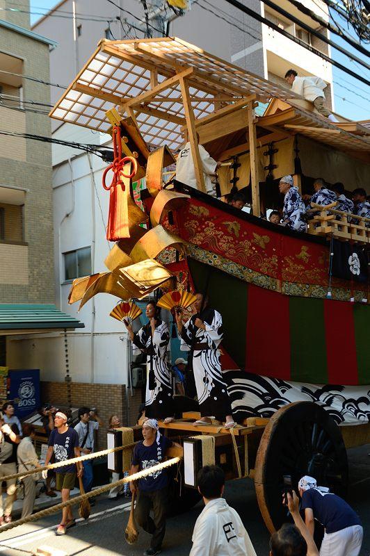 祇園祭2015 後祭・曳き初め_f0032011_19212264.jpg