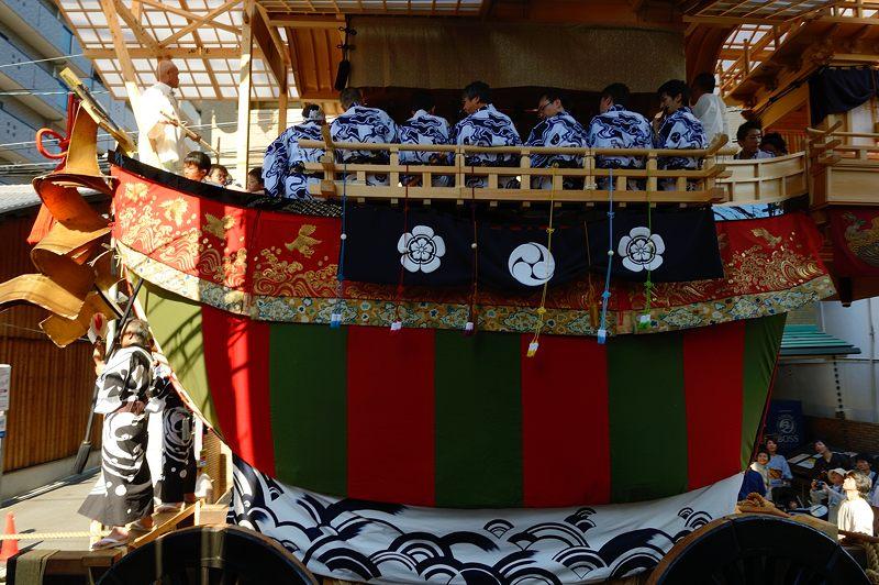 祇園祭2015 後祭・曳き初め_f0032011_19213016.jpg