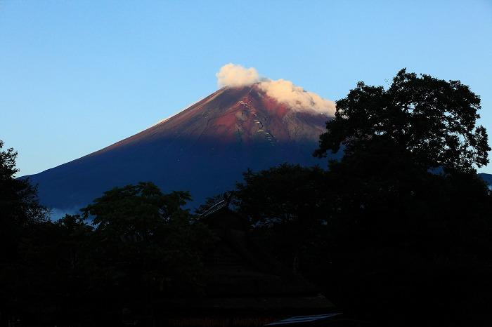夏富士を訪ねて 2_a0294534_10124085.jpg