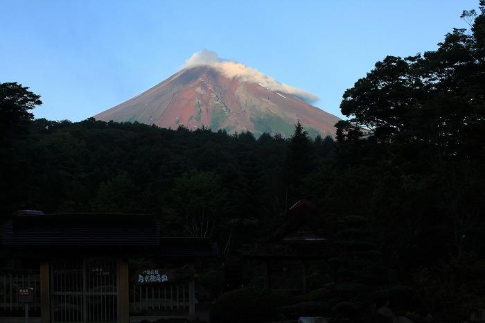 夏富士を訪ねて 2_a0294534_10144884.jpg
