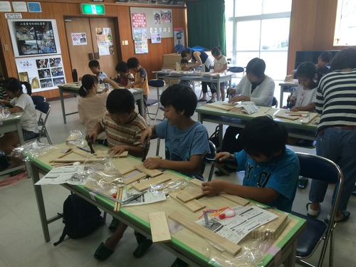 夏休み木工教室のご報告_b0211845_10373535.jpg