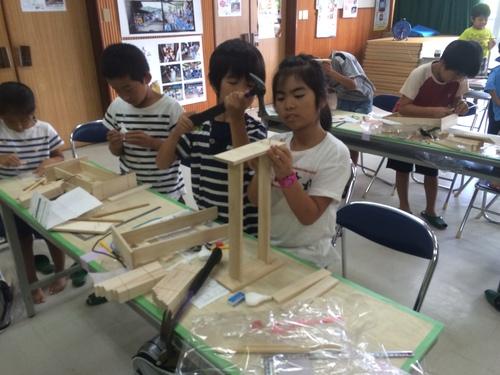 夏休み木工教室のご報告_b0211845_10385218.jpg