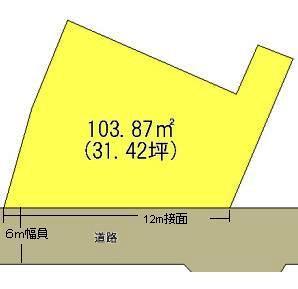 高砂市米田町塩市の土地更地になりました_f0115152_11351547.jpg