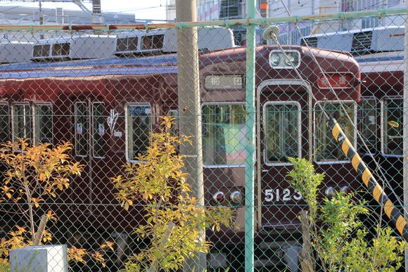 阪急正雀レポ 5106F_d0202264_20194073.jpg