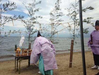 『 第50回 湖まつり ・ 湖水開き 』_f0259324_115779.jpg