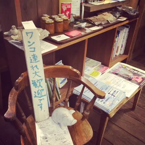 新しい納品先・・・東高円寺・カフェバードバスさん_a0137727_22218100.jpg