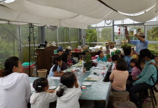 「キッズ・花クラブ7月例会」の開催_f0139333_20283777.jpg