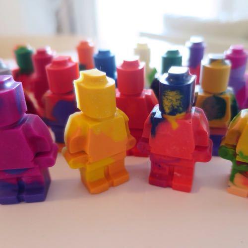 マーブルクレヨン、レゴのシリコン型で作ってみたよ_c0060143_22464041.jpg