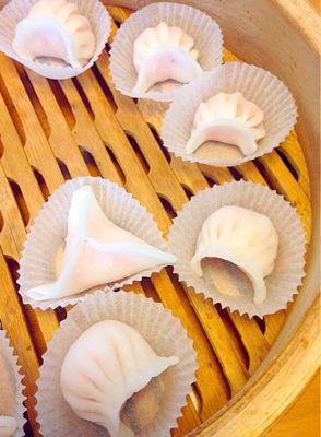 蝦蒸し餃子、ニラ餃子、ショーロンポーレッスン_a0175348_214277.jpg
