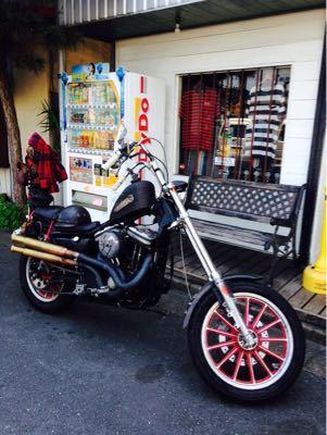 本日のバイク‼︎_f0194657_1711957.jpg