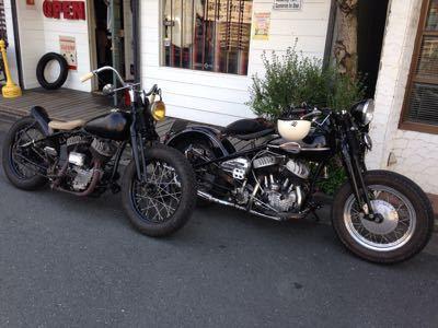 本日のバイク‼︎_f0194657_17164251.jpg