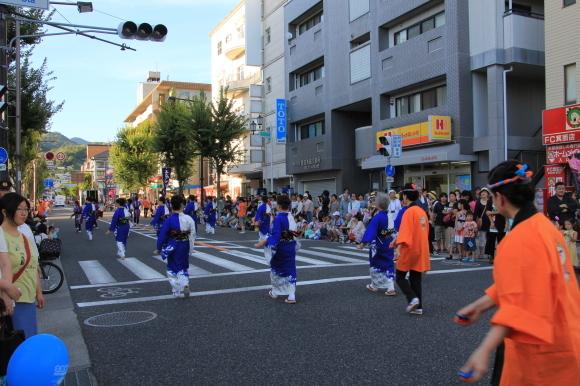 2015年  箕面祭り_d0202264_19282140.jpg