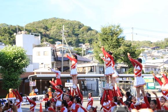 2015年  箕面祭り_d0202264_19284370.jpg