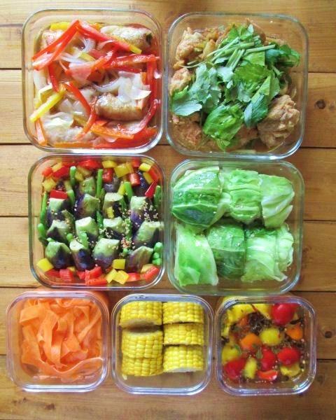 夏の常備菜作りはさっぱり味とカラフルな色合いも大切に!