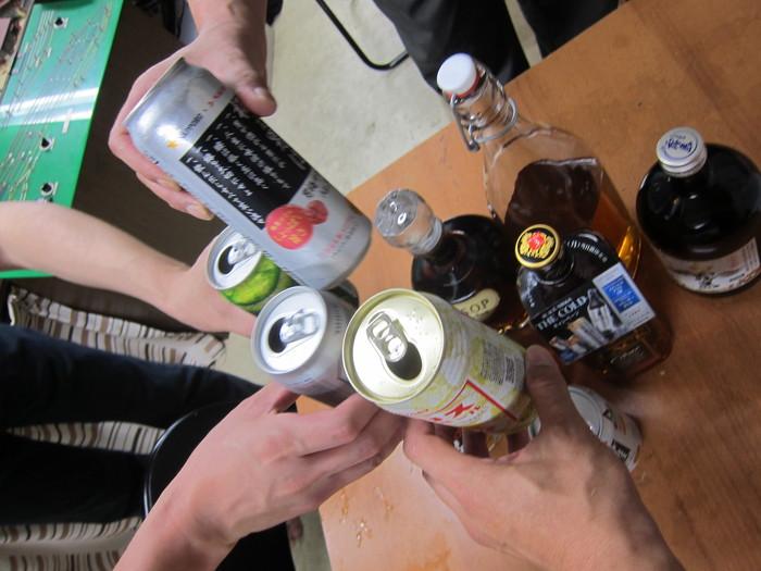ドキッ、お酒だらけの飲酒オフ2015in 常悦線・・・。_e0073289_725132.jpg