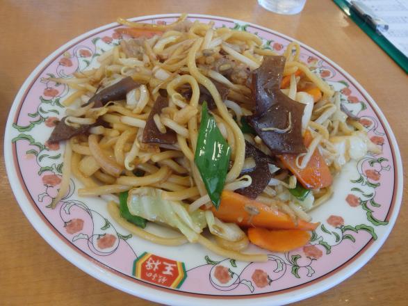 餃子の王将     多田店_c0118393_17292287.jpg