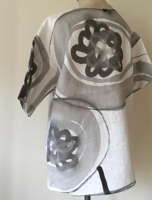 ウスタニ・ミホ 夏の墨色 展示会開催中_c0256701_10265373.jpg