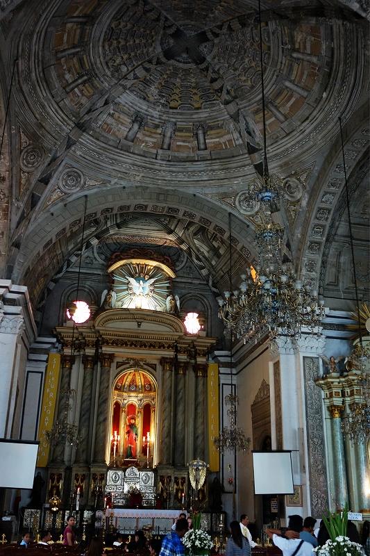 マニラの世界遺産、サン・オーガスティン教会_d0116009_7512261.jpg