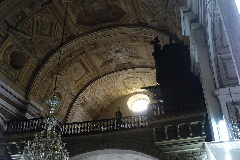 マニラの世界遺産、サン・オーガスティン教会_d0116009_7513582.jpg