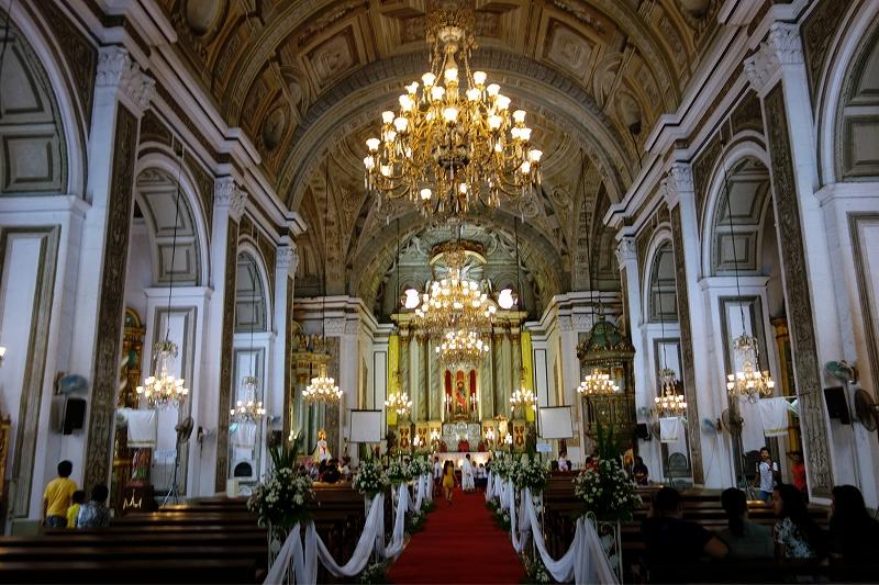 マニラの世界遺産、サン・オーガスティン教会_d0116009_751968.jpg