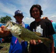 第10回 琵琶湖でバスフィッシングを楽しもう会 ウェイイン_a0153216_15145596.jpg