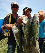 第10回 琵琶湖でバスフィッシングを楽しもう会 ウェイイン_a0153216_1515935.jpg