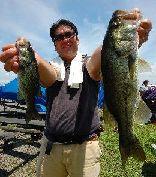 第10回 琵琶湖でバスフィッシングを楽しもう会 ウェイイン_a0153216_15312010.jpg